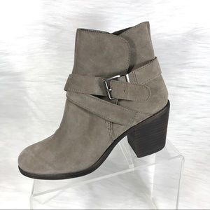 BCBG Generation Aries Ankle Boots Gray Size 9 M